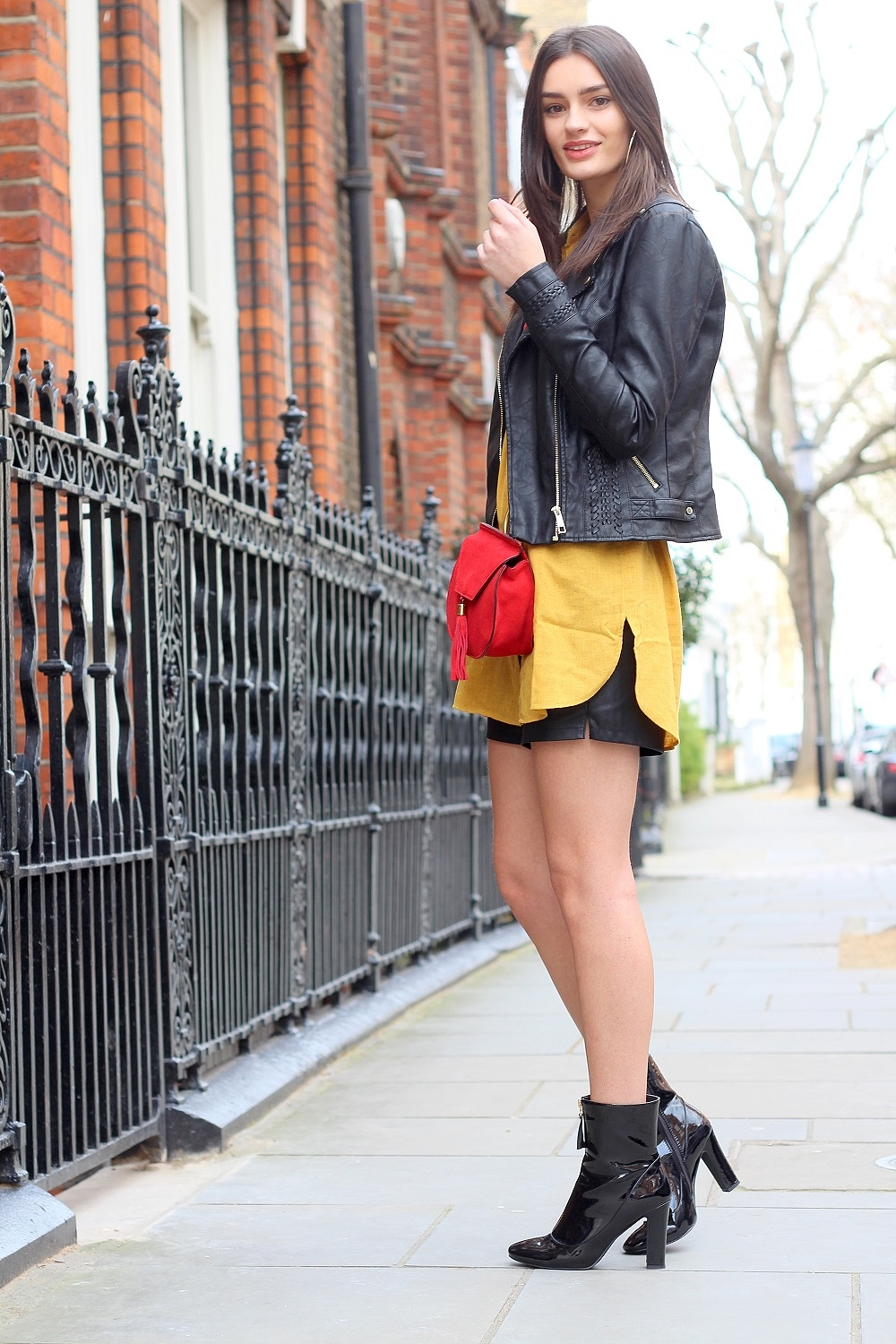 street style blogger peexo spring style