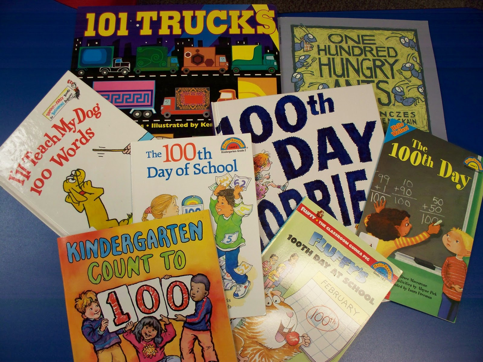 Kinder Friendly More 100th Day