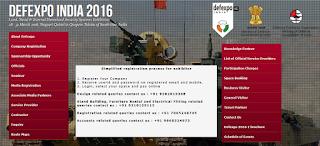Defence Exposition 2016 Inauguration by Raksha Mantri Manohar Parrikar