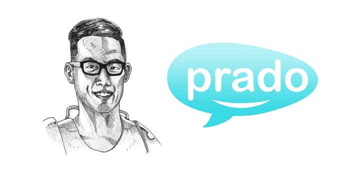 Prado founder - Zen Tan