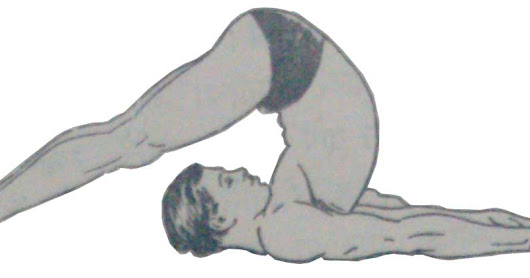 Halasan or Plow pose - Steps and Benefits - Be fit with Yoga