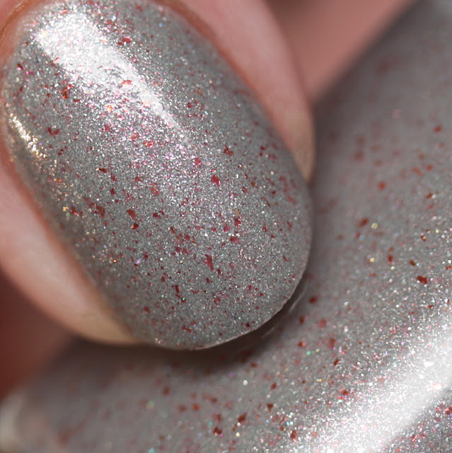 Chirality Nail Polish The Velvet Death