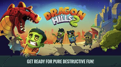 Dragon Hills 2 Mod Apk v1.1.0 Unlimited Coins Terbaru