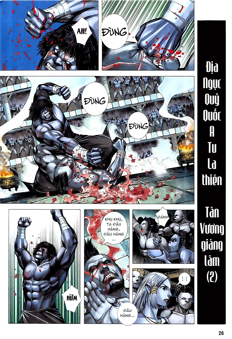 Tây Du chap 56 page 26 - IZTruyenTranh.com