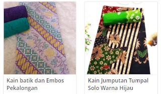 Tips Hemat Membeli Baju Batik Sarimbit