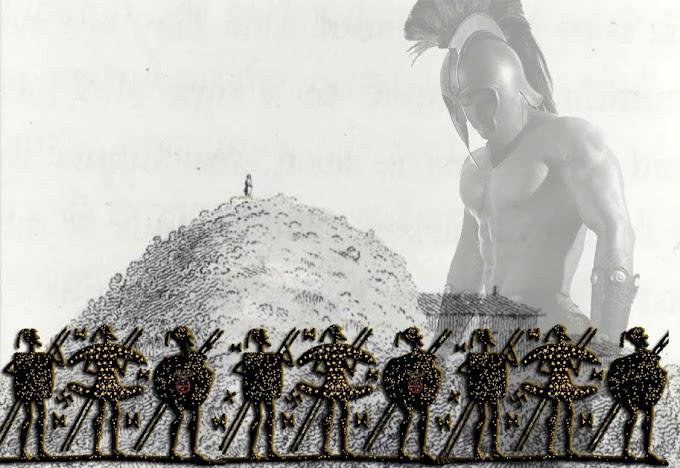 Σίγειον και Αχίλλειον : Εις τον τύμβον του ημίθεου Αχιλλέως και η στήλη του Σιγείου