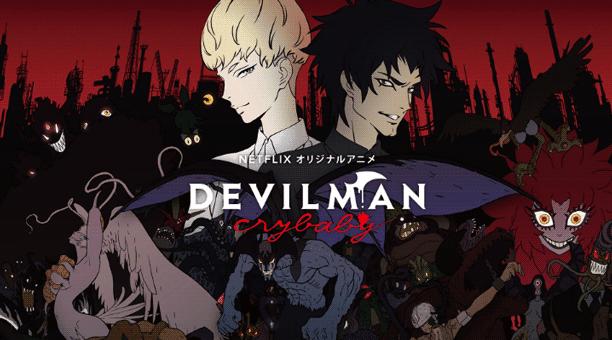 Devilman: Crybaby - Daftar Anime 2018 Terbaik dan Terpopuler
