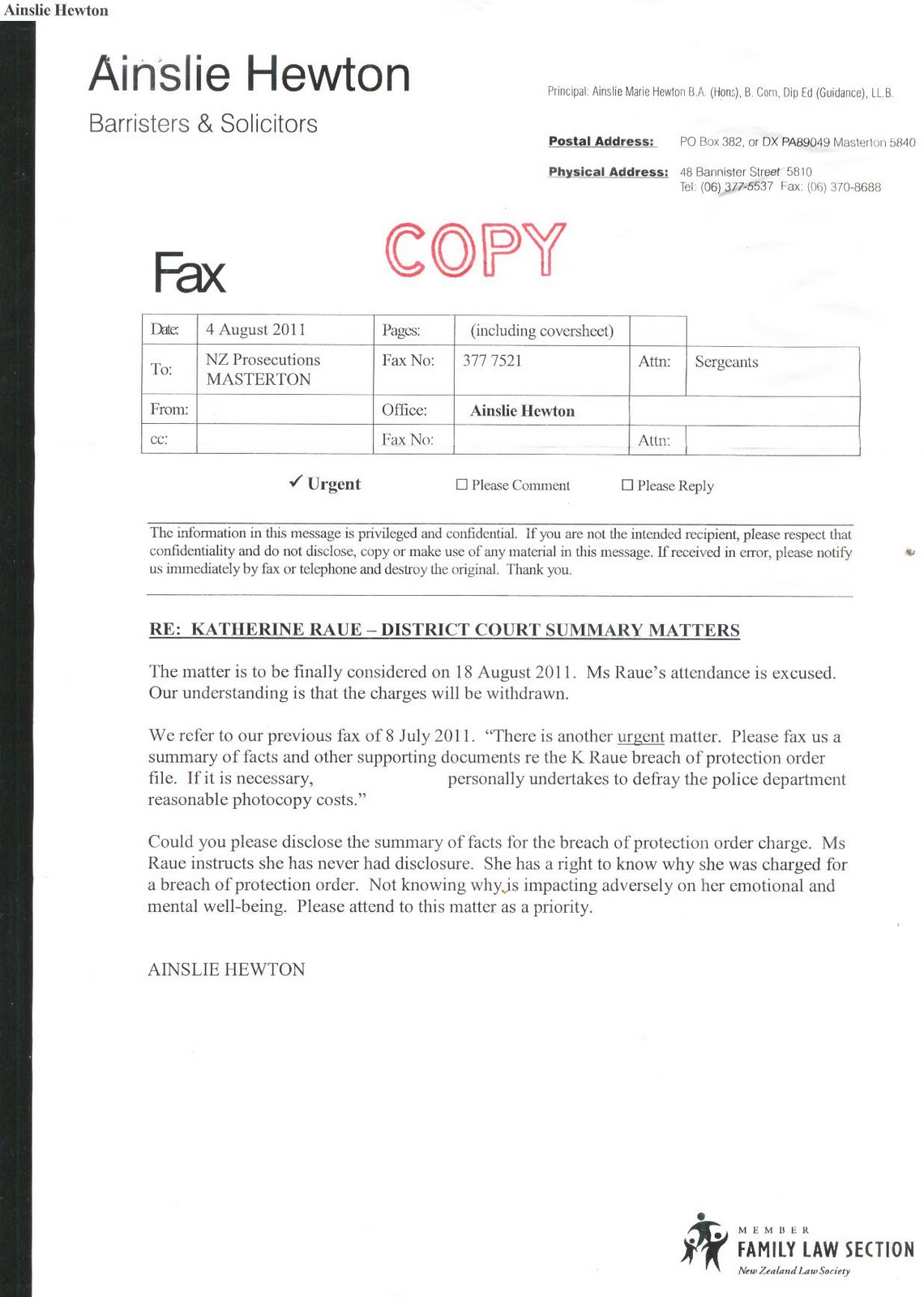 Cover Letter Examples Public Administration | Sample ...