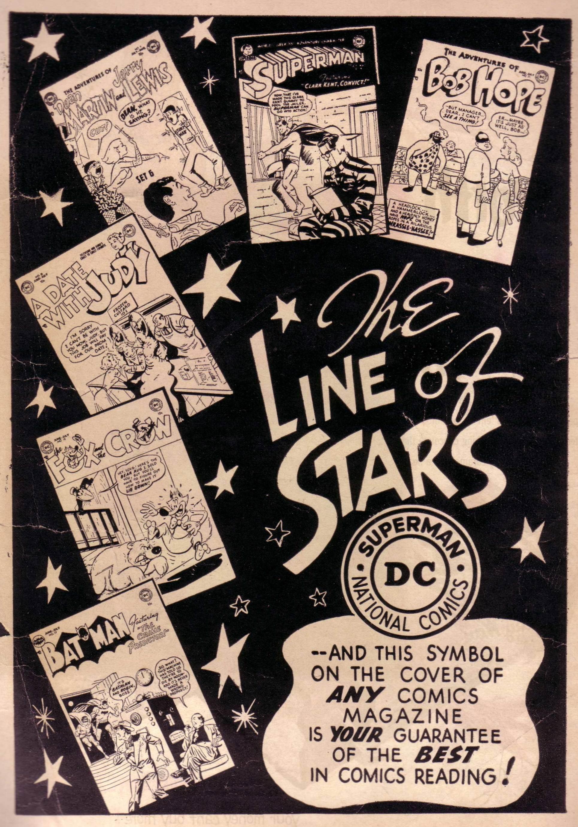 Read online Detective Comics (1937) comic -  Issue #197 - 43