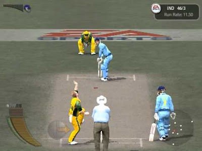 Download EA Sports Cricket 2005 Game Full Version