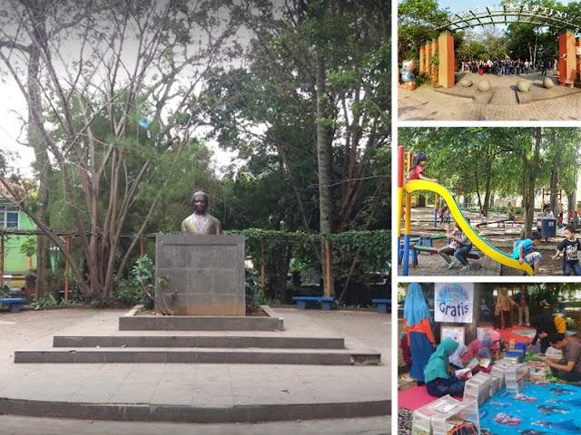 Taman Kartini, Wisata Area Publik Favorit di Cimahi