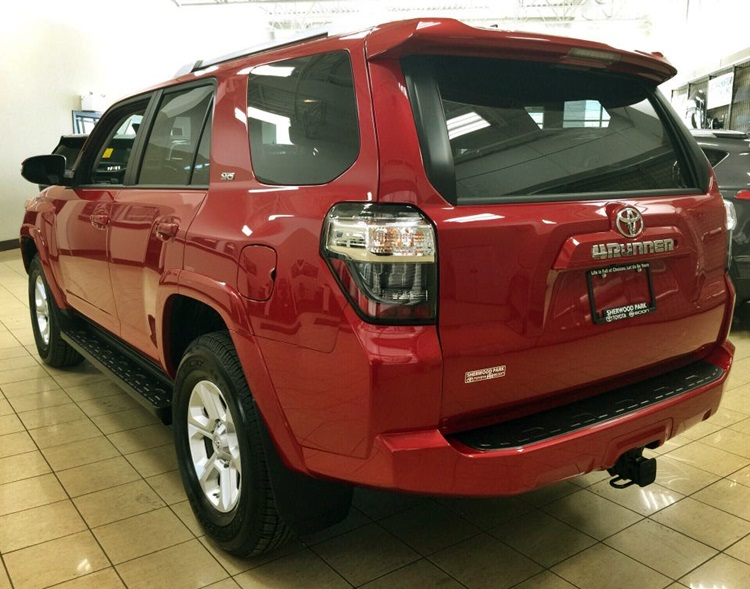 Toyota 4Runner 2020 For Sale and Review