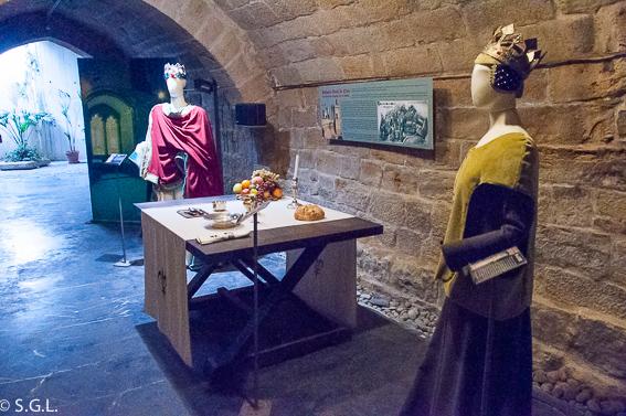 Descubriendo Navarra. Olite y las Galerias medievales