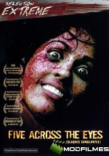 Capa do Filme Através Dos Olhos