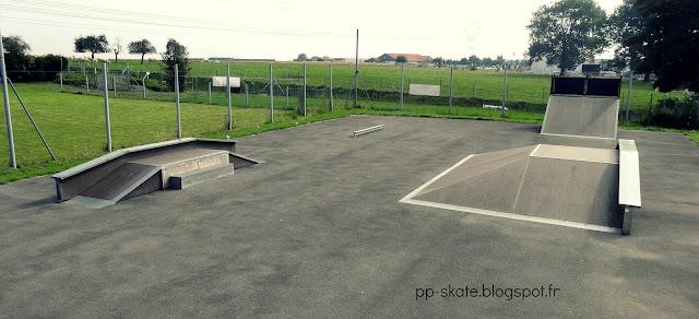 Skatepark Solesmes