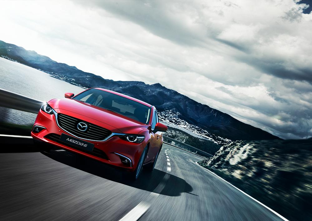 Mazda6 đang giảm giá 35 triệu đồng