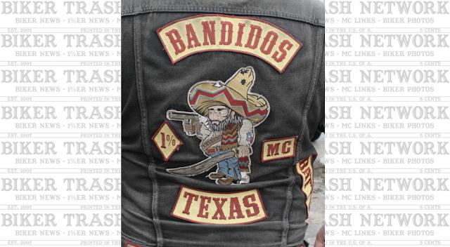 Biker Trash Network • Outlaw Biker News : Bandidos MC member