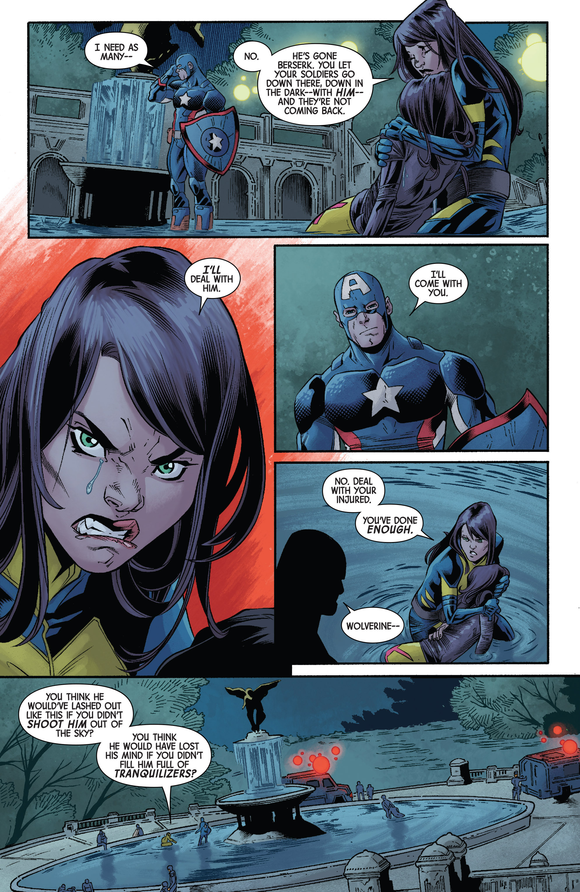 Read online All-New Wolverine (2016) comic -  Issue #12 - 8