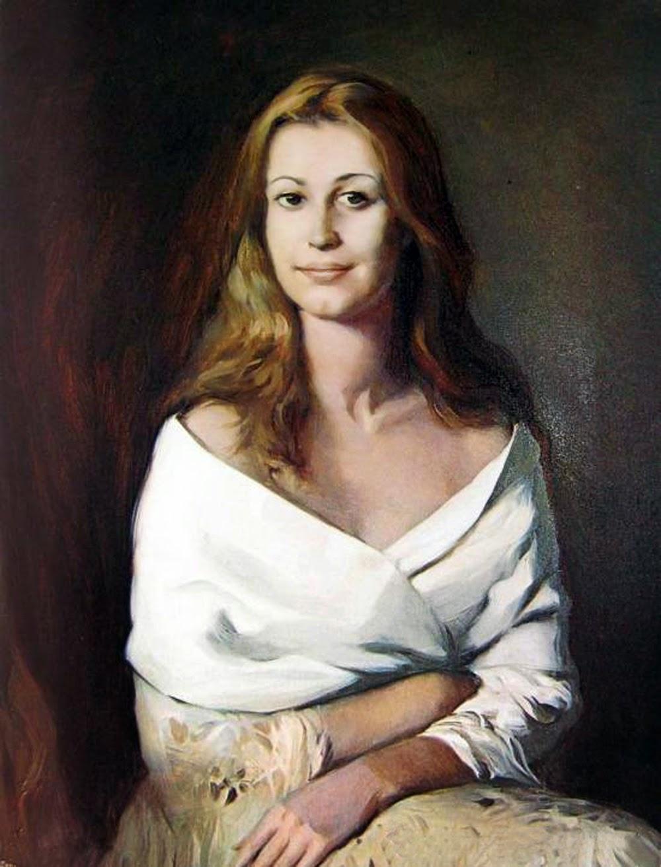 María del Carmen Martínez-Bordiú, Enrique Segura Iglesias, Maestros españoles del retrato, Pintores españoles