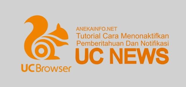 Notifikasi Uc News