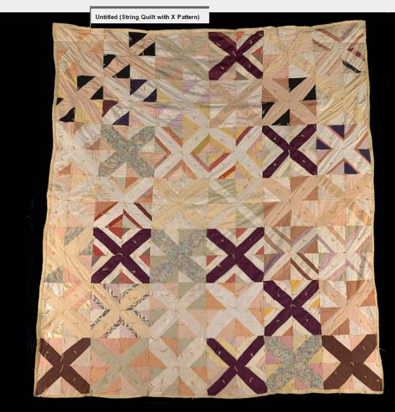 Barbara Brackman S Material Culture Smithsonian Quilt