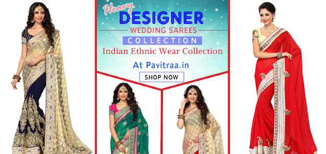 New Embroidery Sarees With Designer Blouses Collection Online Shopping
