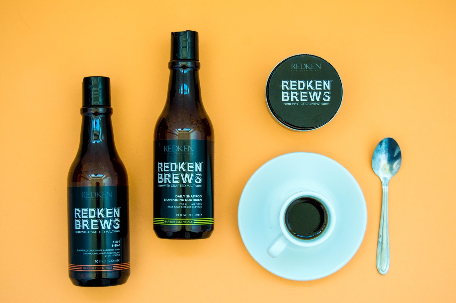 redken brews loja do shampoo