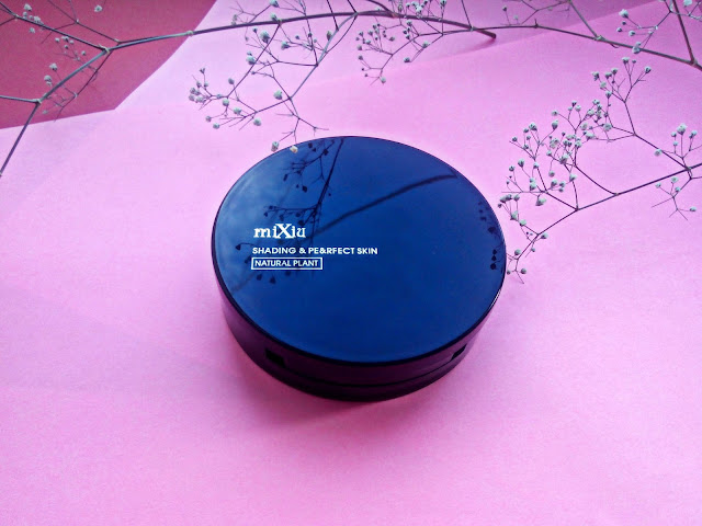 Born Pretty Store MiXiu Modified Dual Shimmer Blush Румяна