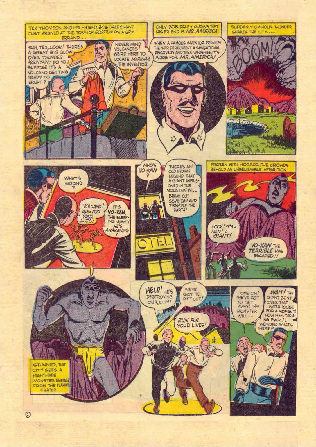 Read online Action Comics (1938) comic -  Issue #46 - 39