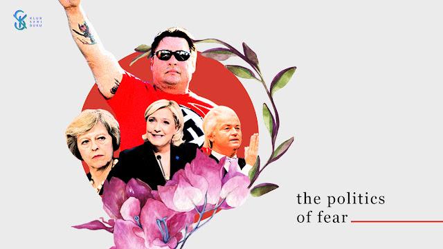 Ilustrasi the politics of fear