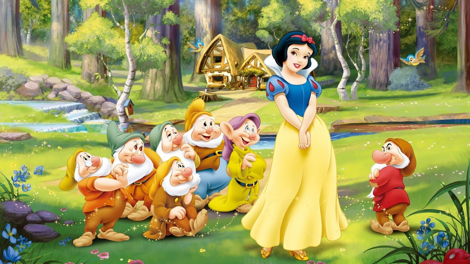 Snow-white-cartoon-high-resolution-wallpaper-image-download-free