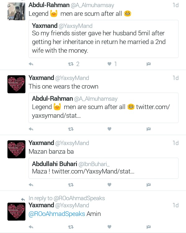 Twitter Stories; Loving Nigerian woman gave husband N5m after getting her inheritance. Guess what he did with the money? He married a second wife!