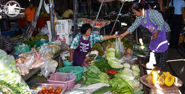 MaeKlong - Mercado del Tren - Tailandia - Bangkok
