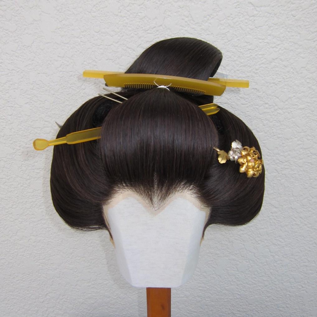 美・日本髪 Nihongami from Japa...