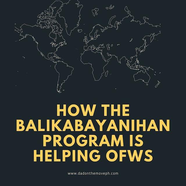 Balikabayanihan Program for repatriated OFWs