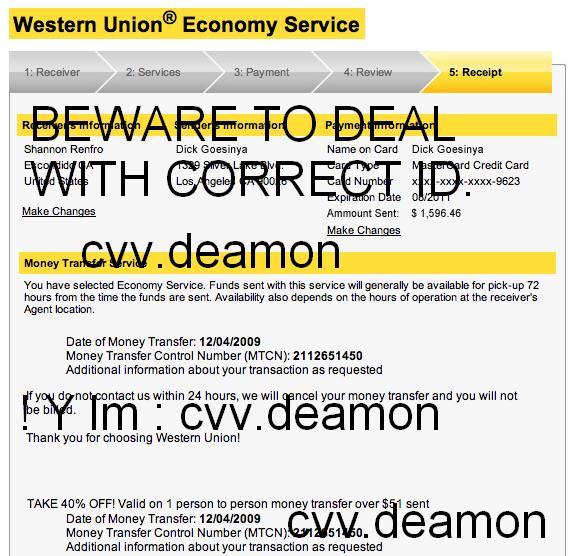 Western Union Money Order Tracking – Jerusalem House