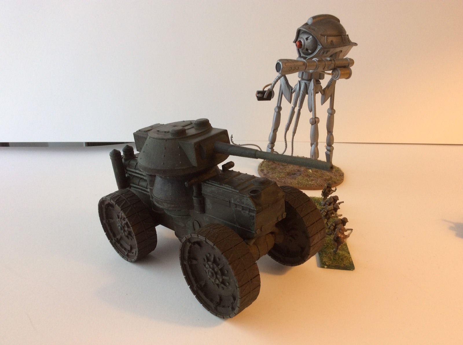 Aqmf brazos evil empire: tanker's tuesday : aqmf, us army samson
