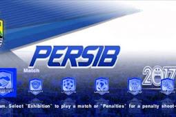 PES ARMY 2017 Mod PERSIB + Update Liga Indonesia [610 MB] PPSSPP