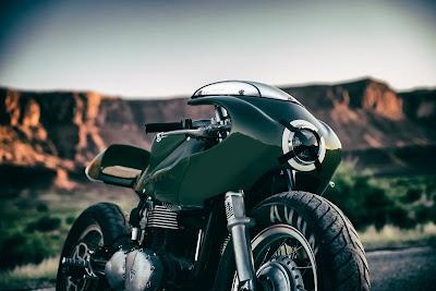 Thruxton 1000 Ducati MH 900 Fairing