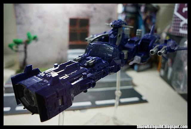 Siege Shockwave ทั้งหมดคือการช่วยจักรวาล แต่??