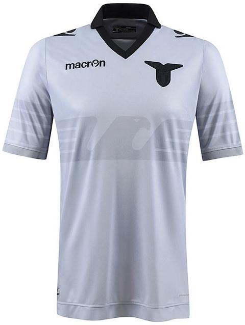 Macron apresenta camisas da Lazio para a Liga Europa - Show de Camisas 65a74b45a328e