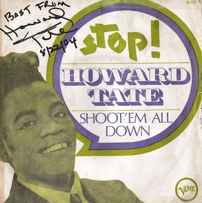 Soundboutique Howard Tate Stop