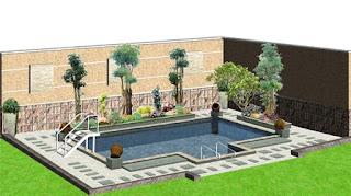 Desain Taman Surabaya - tukngtamansurabaya 56