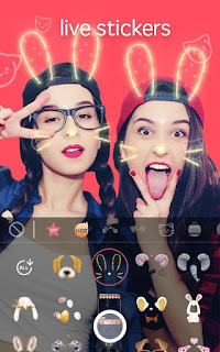 Sweet Snap - live filter, Selfie photo edit 2.24.100328 for Android Paid APK Is Here !