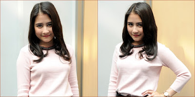 Foto wallpaper Prilly