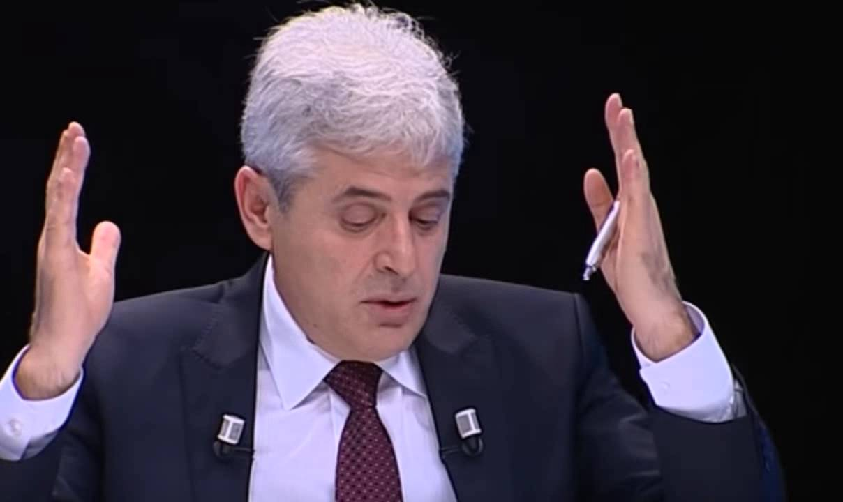 Ahmeti: Language issue is Part of Coalition deal