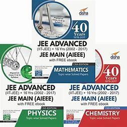 40 Years JEE ADVANCED (IITJEE)(1978-2018)+17 Years Pdf ~ JEE