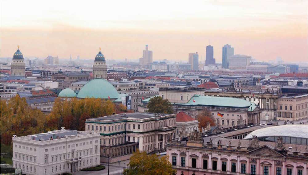 Berlin-Gjermania