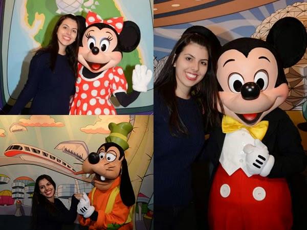 roteiro Epcot Disney