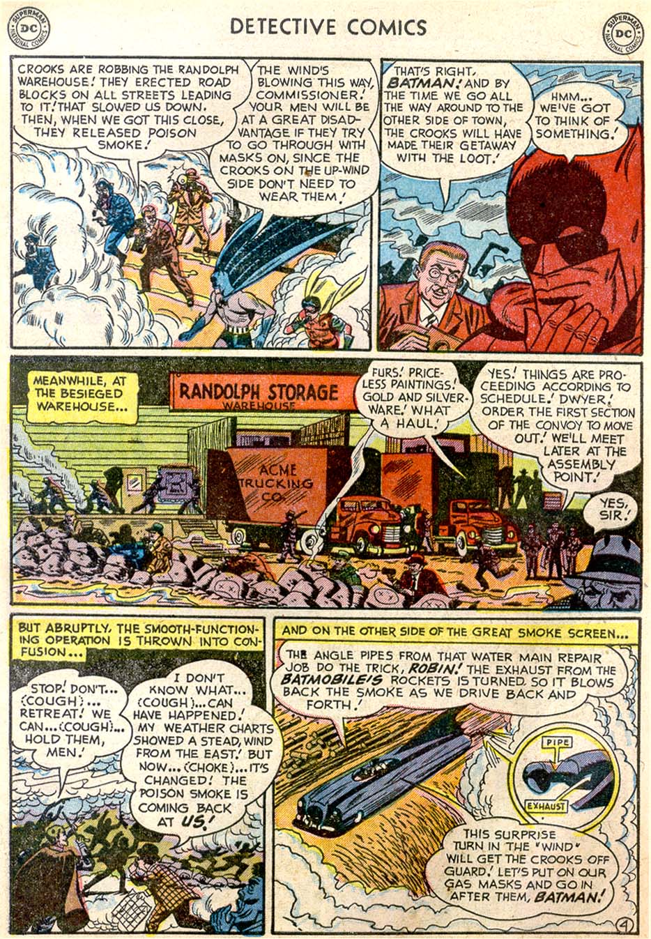 Detective Comics (1937) 178 Page 5